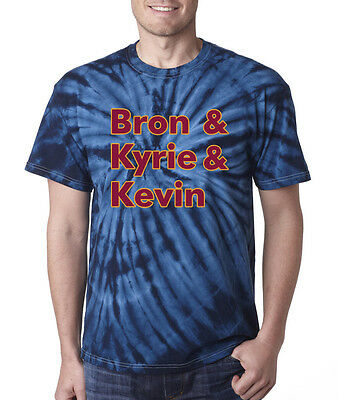 """Kevin/""""   jersey shirt Hooded SWEATSHIRT Cleveland Cavaliers /""""Bron Kyrie"""