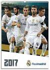 Real Madrid 2017 A3 Calendar AC