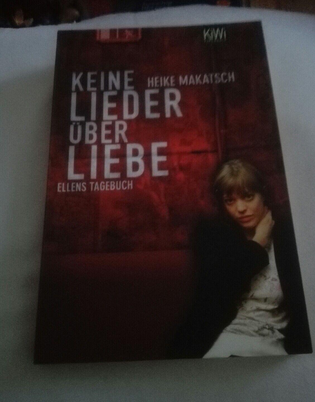 Keine Lieder über Liebe von Heike Makatsch (2005, Taschenbuch)