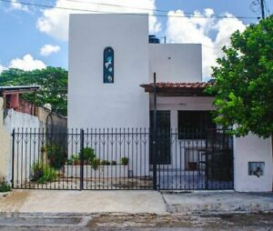 Se vende hermosa casa con excelente ubicación al norte de Mérida