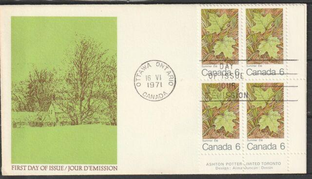 Canada Stamps FDC Scott 536