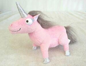Scholastic-Thelma-The-Pink-Unicorn-Aaron-Blabey-Soft-Plush-Animal-Toy-21CM