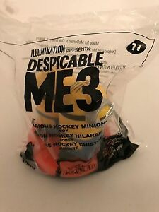 Despicable Me 3 Minions Playing Cards Deck 2017 McDonald/'s Happy Meal Toy 10 NIP