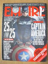 EMPIRE FILM MAGAZINE No 296 FEBRUARY 2014 CAPTAIN AMERICA