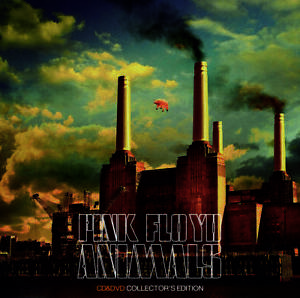 PINK-FLOYD-ANIMALS-COLLECTOR-039-S-EDITION-1CD-1DVD-PRESS-DISC-F-S