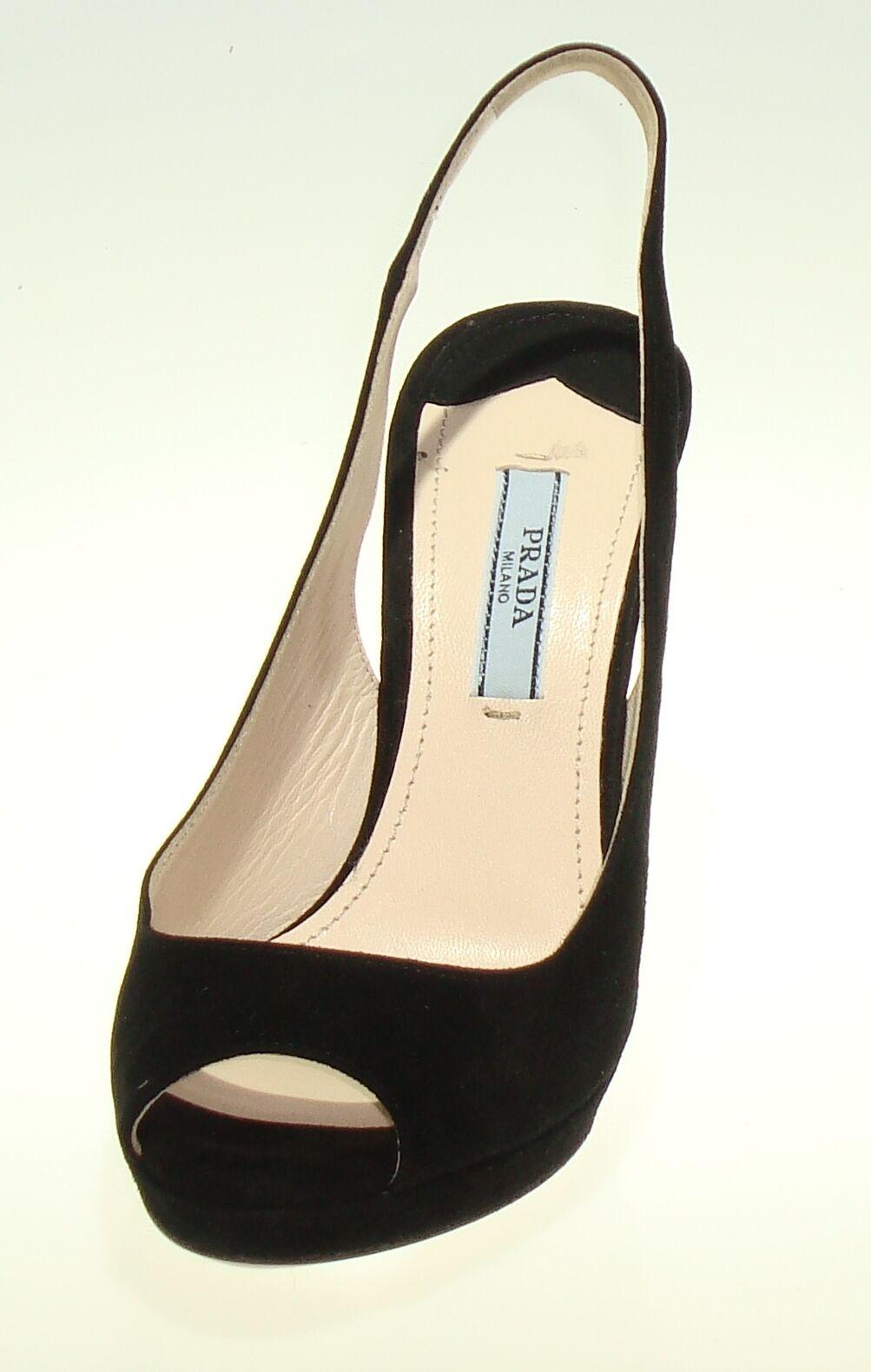 Pour Femmes Auth 100 Escarpin Prada Chaussures vqOSCC