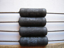 10pcs Of Dale 47k Ohm 2w 5 Rs 2 Wirewound Resistor