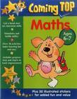 Coming Top: Maths - Ages 6-7: 60 Gold Star Stickers - Plus 30 Illustrated Stickers for Added Fun and Value by Jill Jones (Paperback, 2015)