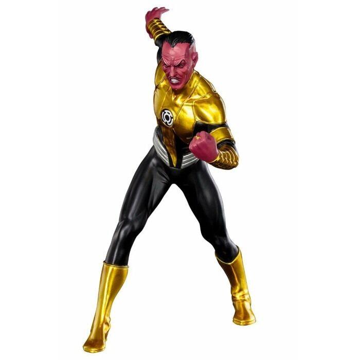 DC Comics SV166 Sinestro New 52 Artfx+ Statue - New