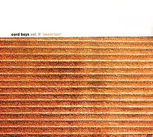 Cord-Boys-Maxi-CD-Vol-II-Sweet-Love-Europe-M-EX