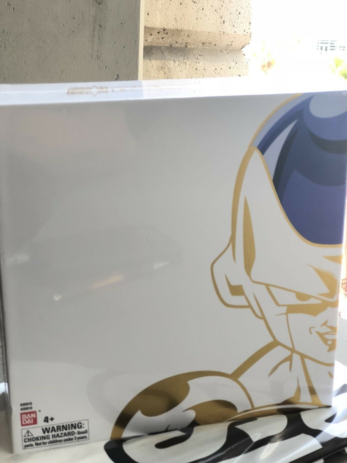 SDCC 2018 Exclusive DRAGONBALL Z - THE goldEN FRIEZA Edition Scouter (IN HAND)