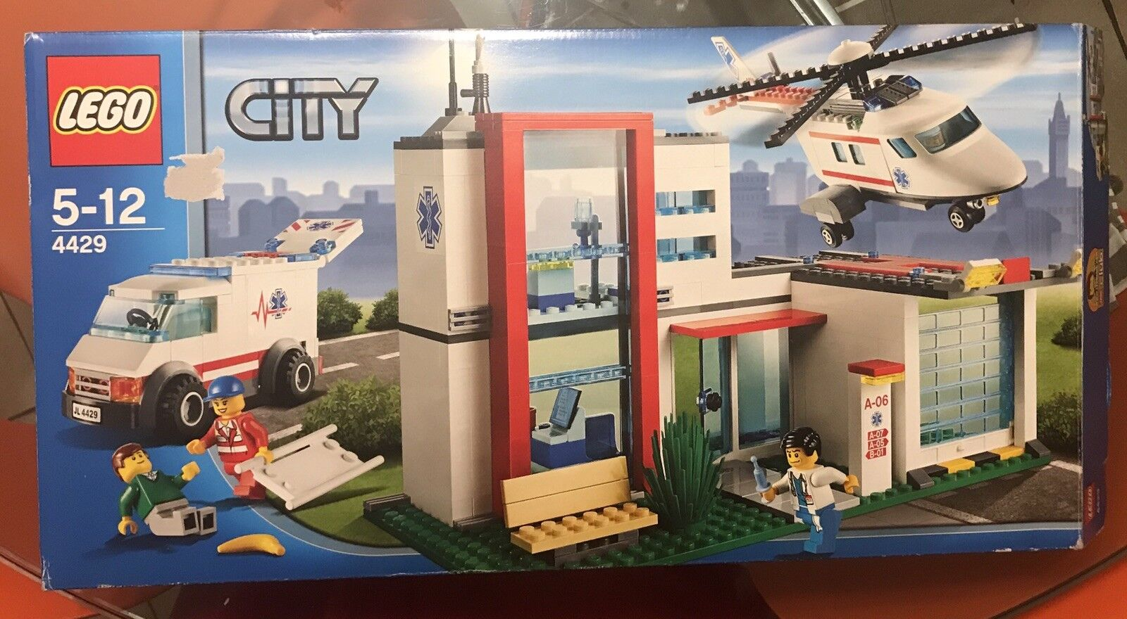 LEGO City Ospedale 4429 Da Collezione
