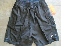 Speedo Swimwear Male Black Airway Watershort With Back Logo And 19in Leg.mens Uk