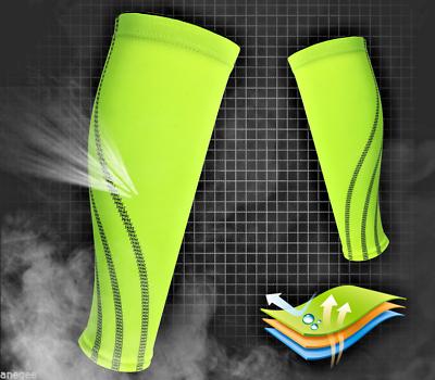 UnabhäNgig Calf Sleeves Compression Shin Splints Running Sports Cycling Guards Leg Sleeve