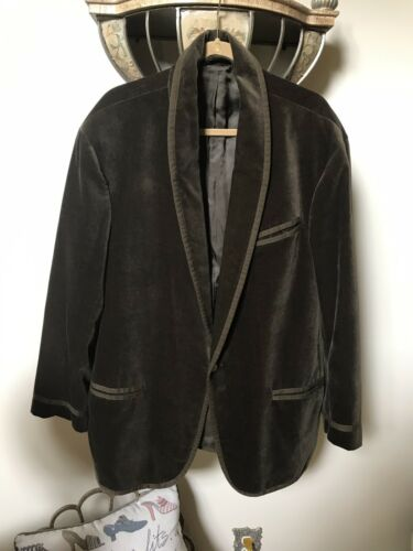 Ralph Lerann Polo Men's Sport Jacket Green Velvet
