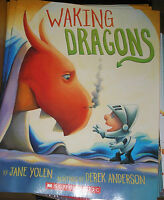 Waking Dragons (brand Paperback Version) Jane Yolen