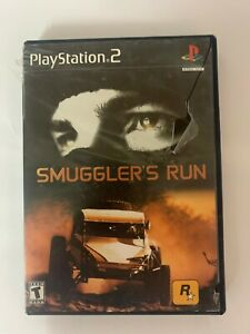 Smugglers Run Play Station 2 Used Game A07