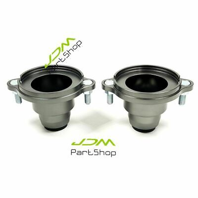 Front /& Rear Engine Mounts For 03-05 Honda Civic 1.3L Hybrid 2pc
