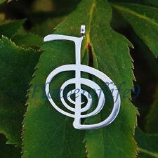 Cho Ku Rei pendant (1 3/4 x 1 1/4) Stainless Steel