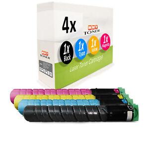4x-Toner-XXL-fuer-Ricoh-Aficio-MP-C-2051-AD-MP-C-2551-AD