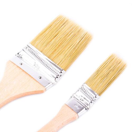 4 tlg SET Heizkörperpinsel Extra 25//36//50//63mm Malerpinsel Eckenpinsel KB 432x