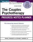 The Couples Psychotherapy Progress Notes Planner by Arthur E. Jongsma, David J. Berghuis (Paperback, 2011)