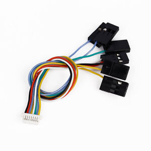 New-PROMOTION-6-in-1-CC3D-Flight-Controller-8-Pin-Connection-Receiver-Cable-Port