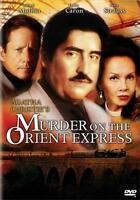 Agatha Christie's -murder On The Orient Express - Dvd Factory Sealed - Mint