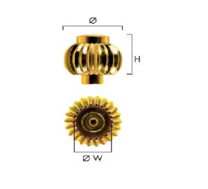 Impermeabile Varie Dimensioni Swiss Made Corona Orologio Corone Orologi