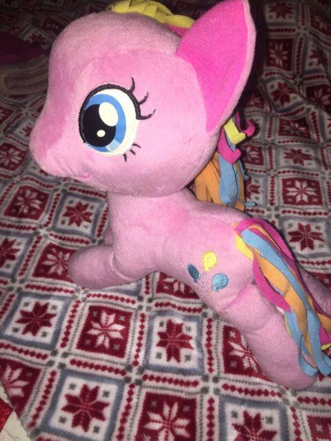 "My Little Pony Friendship is Magic Rarity 14""H Plush Hasbro Stuffed Animal Toy"