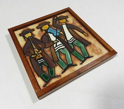 Jewish Ceramic Art Tile