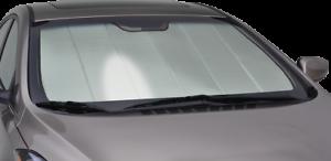 Premium Custom Fit Folding Sun Visor SunShade w// Bag For Tesla Model S 2012-20