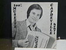 HENRI CAPDEVILLE 100% Musette allégria .. PS 5040( Musette accordeon )