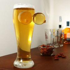 Boobies N Beer Wine Glass Hand Crafted Bar Stein Mug HUGE 27 oz ~ Big Mouth Toys