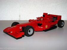 LEGO RACERS FERRARI REF 8142 A FRICTION / JOUET