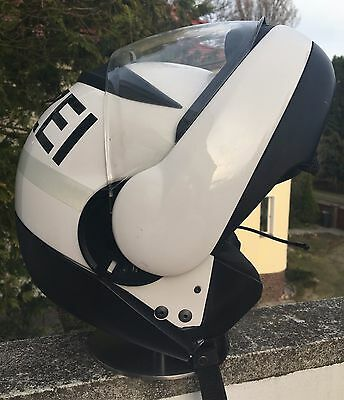 German police motorcycle helmet BMW EVO-4 / NRW 2017