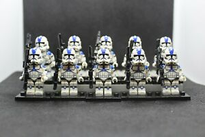 Star-Wars-Minifigures-501st-Legion-Clone-Troopers-10-count-w-BULK-ORDER-DISCOUNT