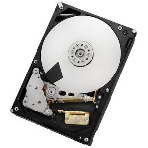 "3TB HITACHI Ultrastar SATA 3 3,5"" 7200rpm 64MB (HUS724030ALE641) int. Festplatte"
