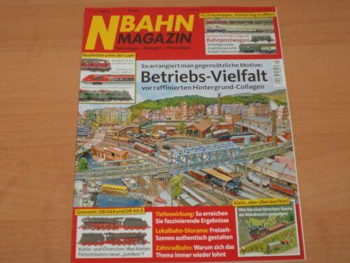 Praxistipps August 2020 Neuwertig! N BAHN MAGAZIN Fahrzeuge Anlagen