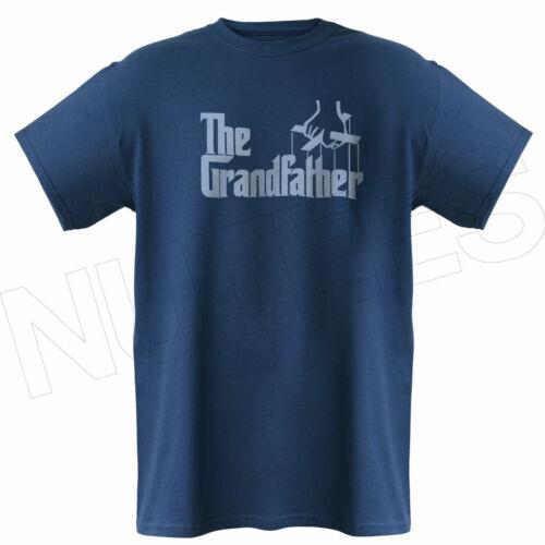 The Grandfather Godfather Movie Funny Men Ladies Kid T-Shirts Vest S-XXL