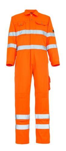 """32/""""L N1BZ# Mascot Utah Hi-Vis Boilersuit//Coverall With Kneepad Pockets 44/"""""""
