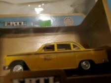 1:25 scale model resin Checker taxi cab sign 1//25