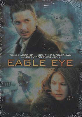 Eagle Eye 2008 Steelbook Dvd Disc Collectors Edition Shia Labeouf 7332431032958 Ebay