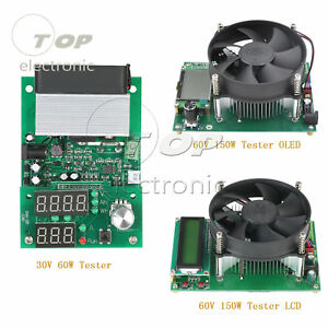 150W-60W-60V-30W-10A-Constant-Current-Electronic-Load-Battery-Discharge-Capacity
