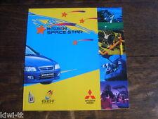Mitsubishi Space Star 1.3 GL / GLX, 1.8 GLX Prospekt / Brochure / Depliant, PL