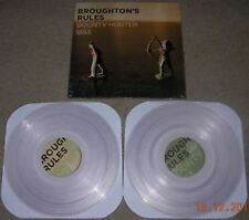 Broughton's Rules Bounty Hunter 1853 /113 Clear 2 X LP FREE SHIPPING