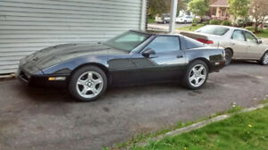 Corvette 1985 manuel