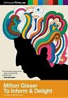 Milton Glaser to Inform and Delight 0767685211908 DVD Region 1