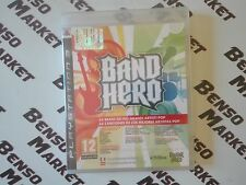BAND HERO GUITAR - SONY PS3 PLAYSTATION 3 - PAL ITA ITALIANO - NUOVO SIGILLATO