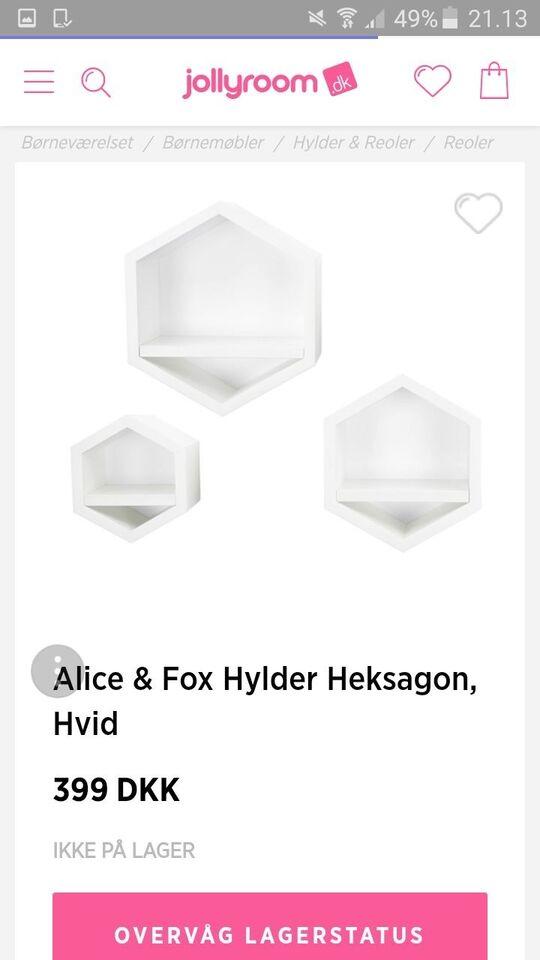 Hylde, Alice & Fox